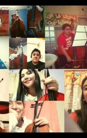 Orquesta Infanto Juvenil Desiré