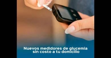 medidores de glucemia