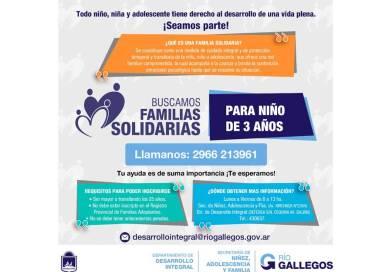 Familias Solidarias