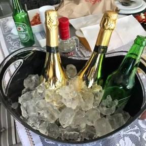 champagne personalizado