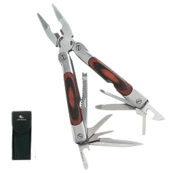Foldable Pliers, Screwdriver And Knives Multi Tool