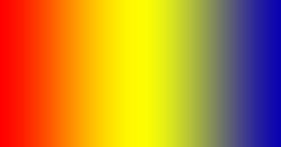 color spectrum for web design