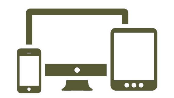 responsive santa fe web design
