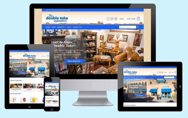 double take responsive web design