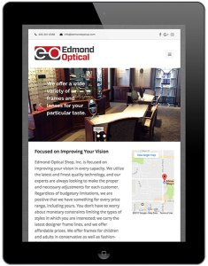 Edmond Optical iPad Phase