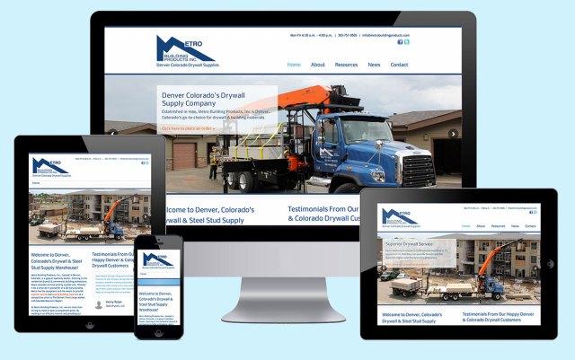metro responsive web design