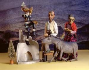 Gustave-Baumann-hand-carved-mixed-media-marionett