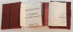 Sovereignty at Cathedral and San Francisco, Santa Fe by Julie Nocent-Vigil