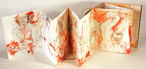 Figures by Mary Ann Jackson