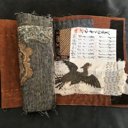 Sampler by Marilyn Chambers