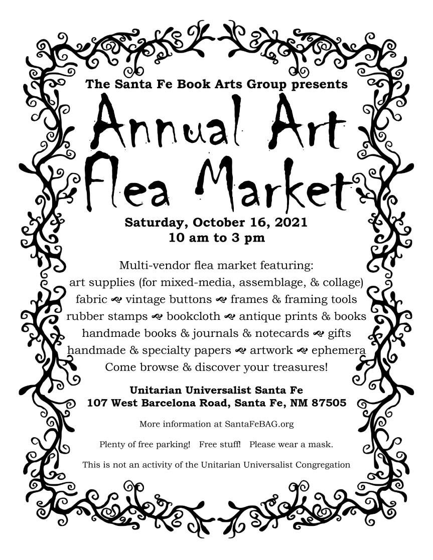 Art Flea Market on October 16