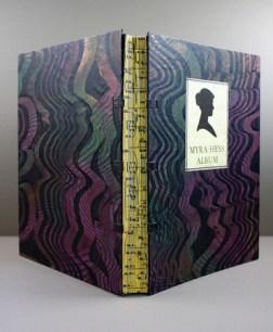 Rebound Music Book by Madeleine Durham