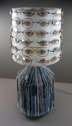 Reading Lamp by Liz Faust