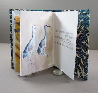 Seeking Crane Wisdom by Mary Sweet