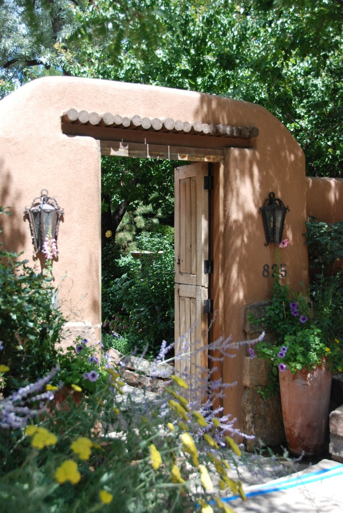Santa Fe Garden Club guided tour July