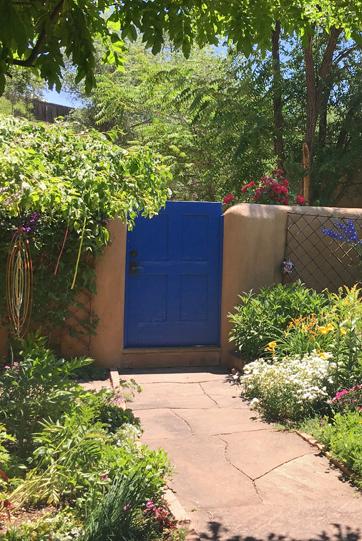 Santa Fe Garden Club home tour July