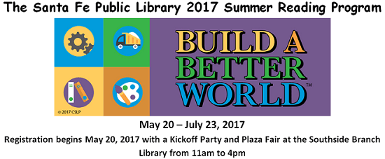 2017 Summer Reading Program