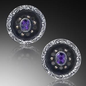 Crown Earrings#1