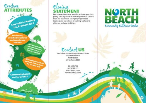 contoh brosur menggunakan bahasa inggris