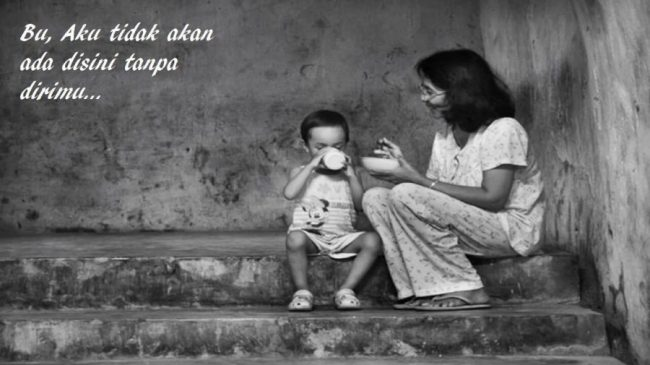 puisi ibu menyentuh hati