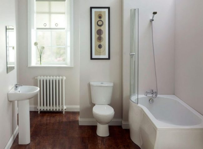 Amazing very small toilet design #Tinyspace #Vanities #Apartmenttherapy #Masterbathroomideas