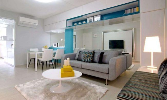 Astonishing 1 bedroom apartment decorating ideas #Apartmentdecoratingcollege #Homedecor #Smallapartmentdecorating
