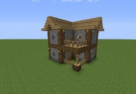 minecraft house ideas