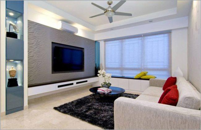 Unique 1 bedroom flat design ideas #Apartmentdecoratingcollege #Homedecor #Smallapartmentdecorating