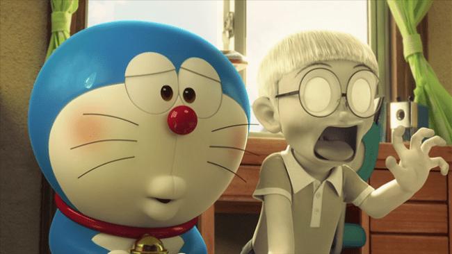 Gambar Doraemon Stand by me