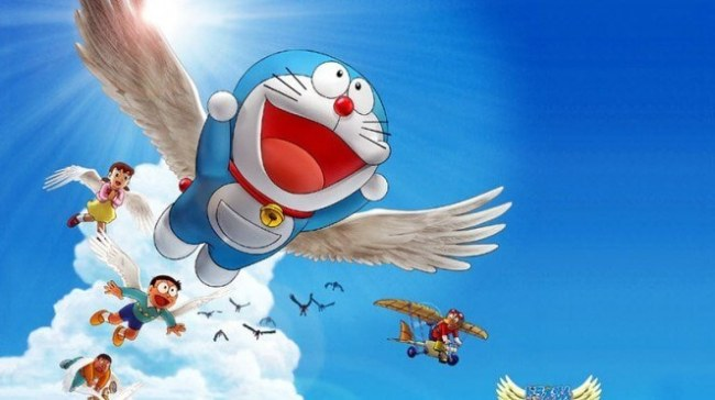 Wallpaper Doraemon