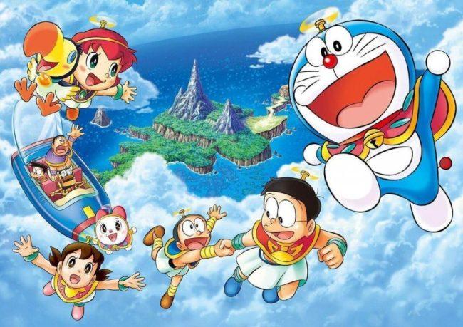 900 Wallpaper Doraemon Buat Hp HD Terbaru