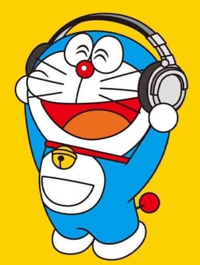 Gambar Kartun Lucu Doraemon