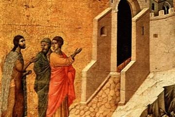 Dia 16 - Reconhecer Cristo e Voltar Para o Nosso Lugar, a Casa de Deus