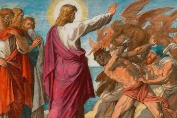 Dia 26 - Dissipar os Espíritos das trevas Jogando Luz com Orações