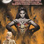 Halloween Feminino – Clube Motard