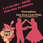 Workshop de Danças Tradicionais – Maia Folk