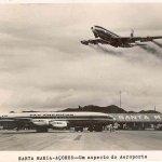 Postal Aeroporto Internacional de Santa Maria