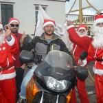 Pai Natal Motard 2015