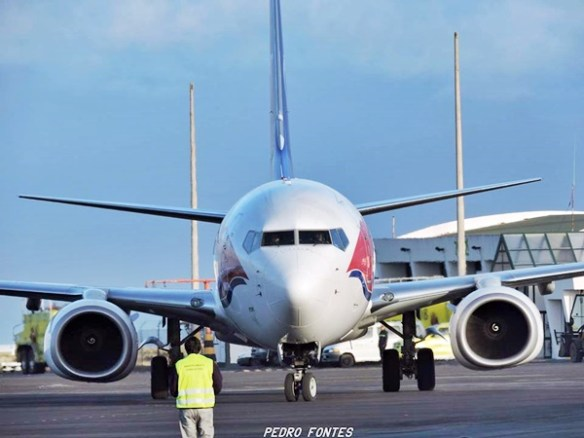 Boeing 737-800 SP-TVZ