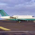 Bombardier CL-600-2B16 Challenger 605 em LPAZ