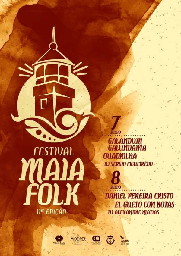 Festival Folk em Santa Maria Açores