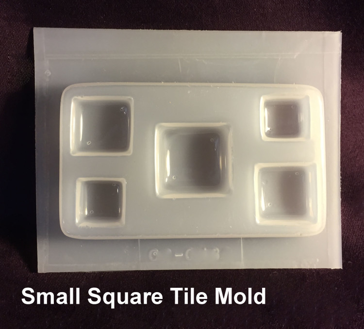 Small Square Tile Mold