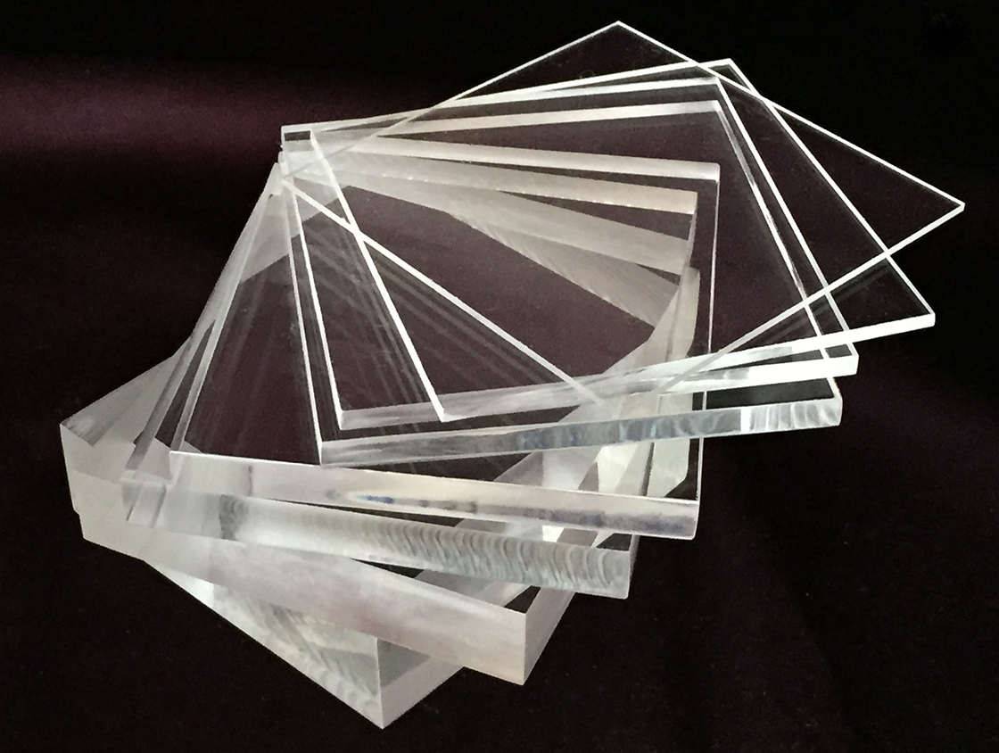 Acrylic Sheets - Cut to Size - Clear