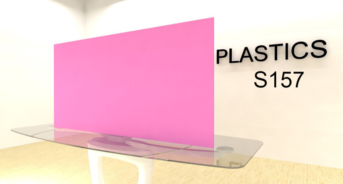 Acrylic Sheets – Cut To Size – Reds, Pinks
