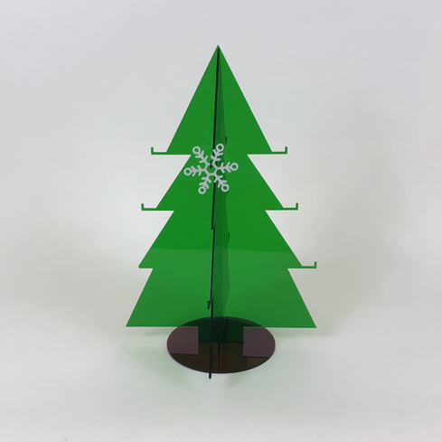 Acrylic Holiday Tree