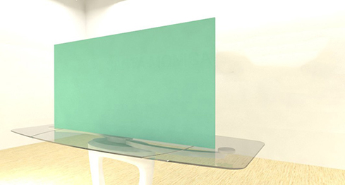 Acrylic Sheets – Cut To Size – Matte Light Paris Green – S163