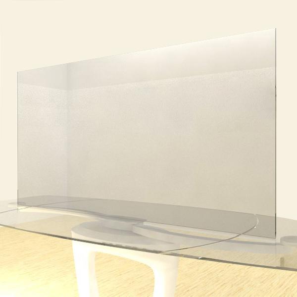 Acrylic Sheets – Cut To Size –  Transparent Light Smoky Bronze – S2515