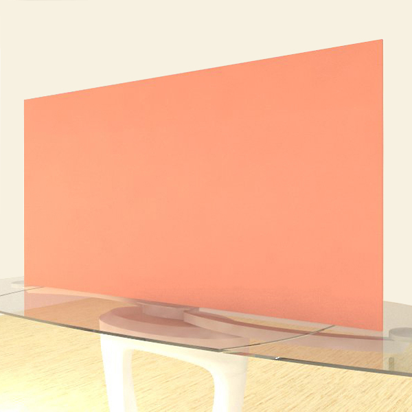 Acrylic Sheets – Cut To Size –  Peach – S2118
