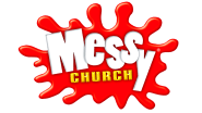 logo messy church high sat cont
