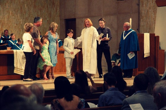 Strauss baptism 2014